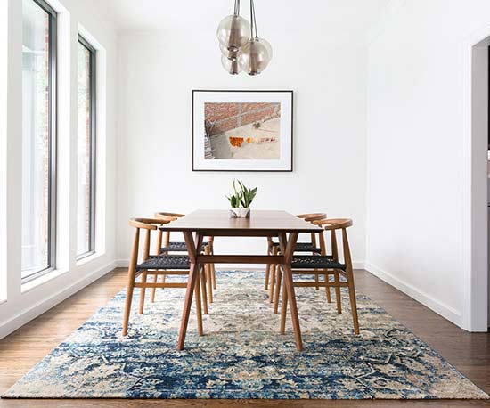 Traditional Rugs For Your Oh-So Modern Space