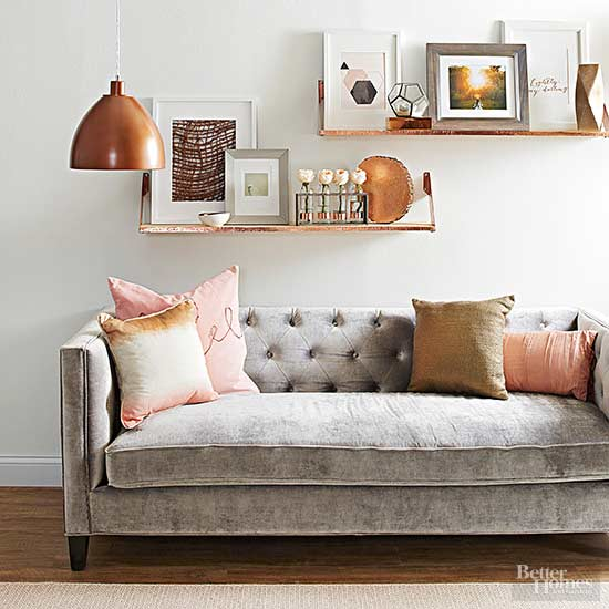 11 Awesome Diy Home Decor Ideas: Cool Copper Projects
