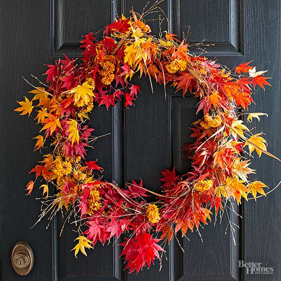 Awesome Fall Crafts With Leaves
