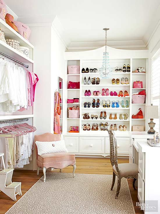 A stylish master closet that stores more for Bhg shopping