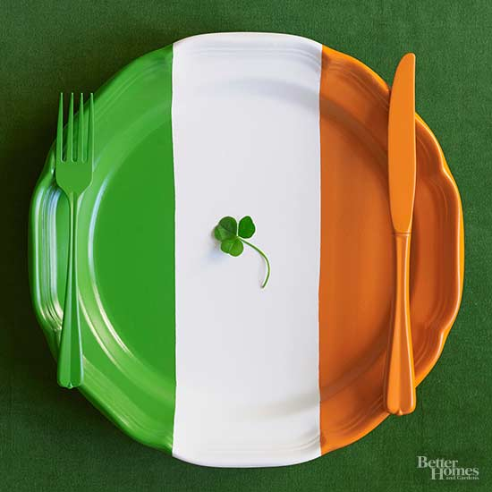 Irish-Inspired St. Patrick's Day Decor From Better Homes