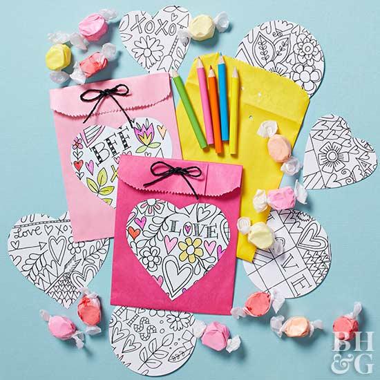 Surprise-Inside Valentine\'s Day Cards