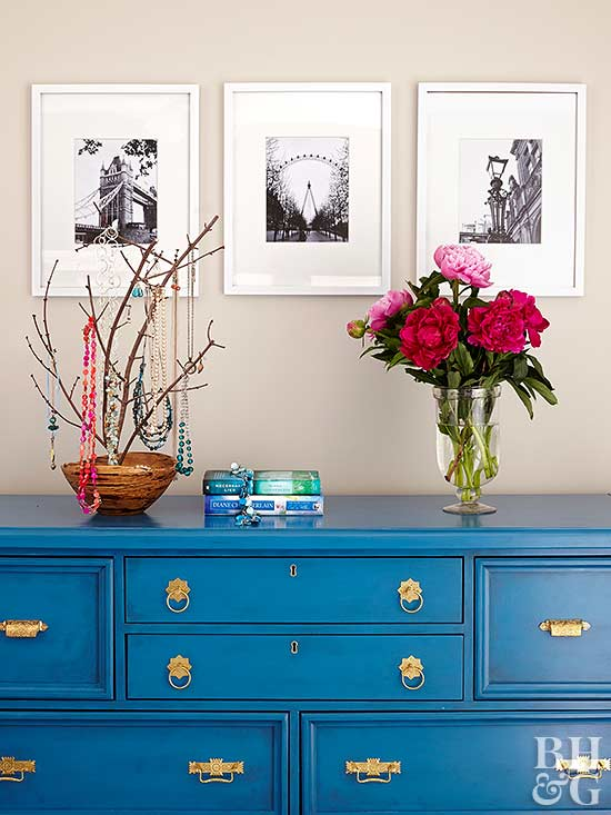 Better Homes And Gardens Sweepstakes >> Beautiful Ways to Display Jewelry