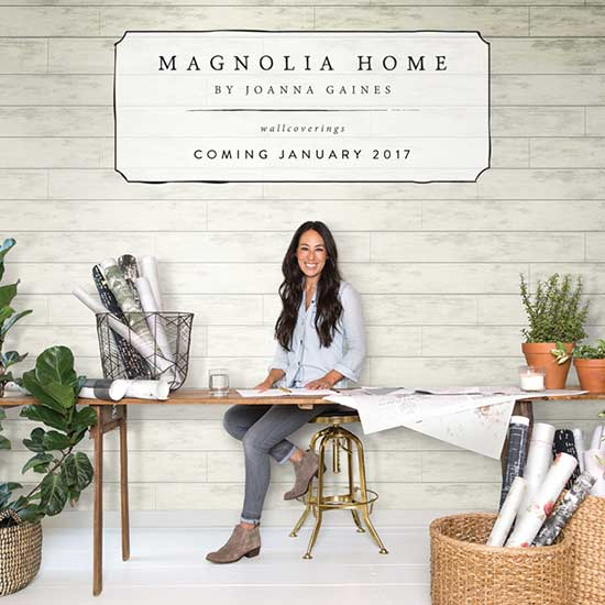 Bhg Storage Magazine: 3 Reasons To Love The New Wallpaper Line From Magnolia Home