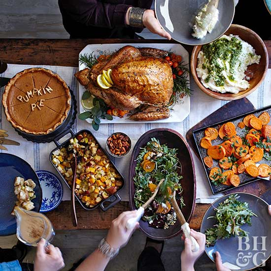 36 Thanksgiving Decorating Ideas And Traditional Recipes: Beautiful Thanksgiving Centerpiece Ideas For Your Table