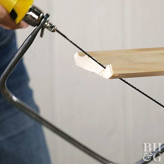 How to use a coping saw greentooth Gallery
