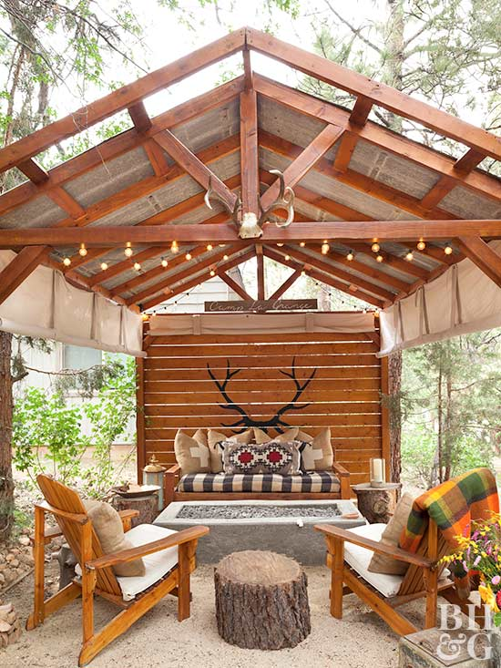 Traditional Rustic Cabin Decor on Traditional Rustic Decor  id=75521