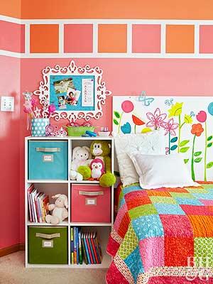 Creative Storage Tricks For Kids Rooms