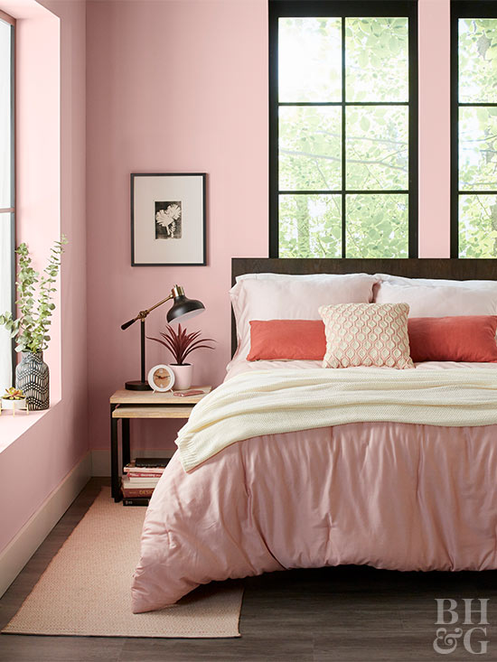 Color Paint Ideas For Bedroom Part - 26: Trendy Bedroom Paint Colors