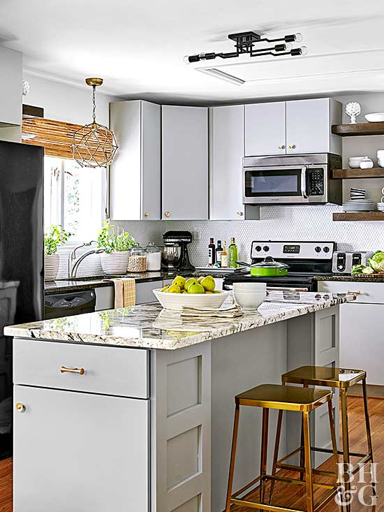 No fail kitchen color combinations for Kitchen colour palette ideas