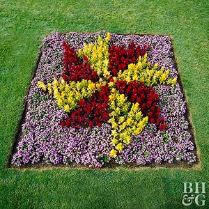 Plant A Garden Quilt To Beautify Your Yard