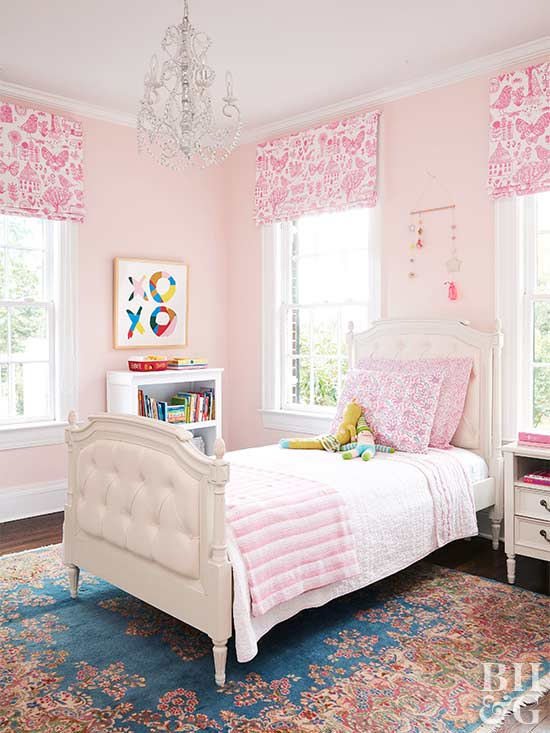 Kidu0027s Bedroom Ideas For Girls