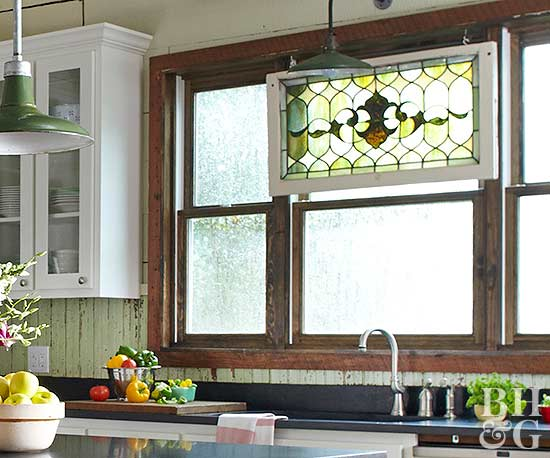 Stained Gl Window Hanging Home Ideas