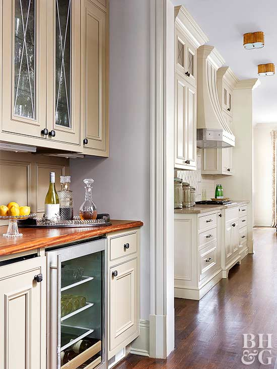 Plan the Perfect Butler\'s Pantry - Better Homes and Gardens - BHG.com