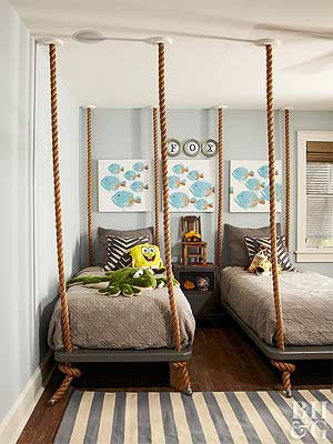 Bedrooms Just for Boys