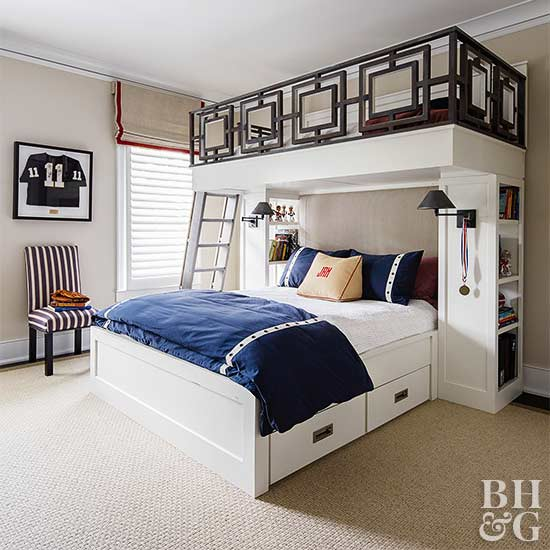 Our favorite boys bedroom ideas for Bedroom furniture for 8 year old boy