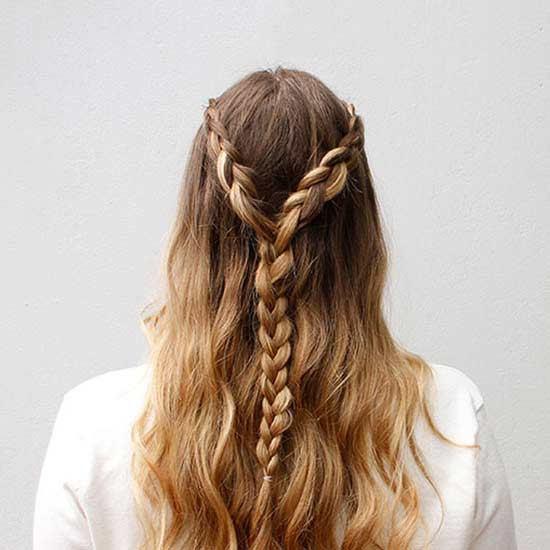 Chic Half-Up Hairstyles You Can Wear ANYWHERE