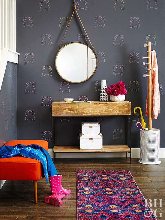 Better Homes And Gardens Sweepstakes >> Small Mudroom Ideas