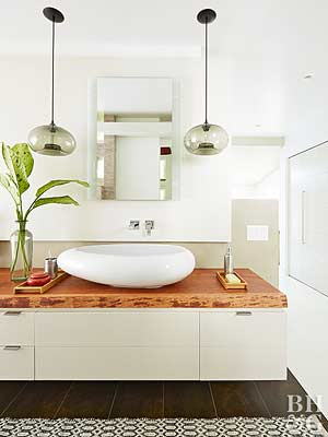 Beautiful Bathroom Vanity Tops