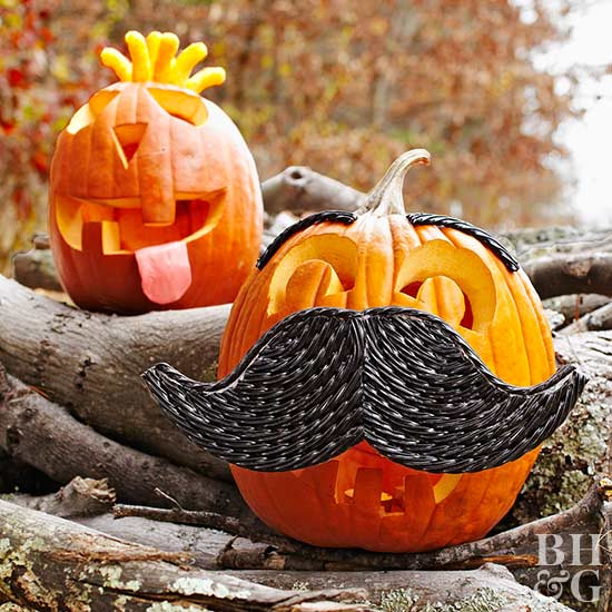 Cool Decorating Pumpkin Ideas