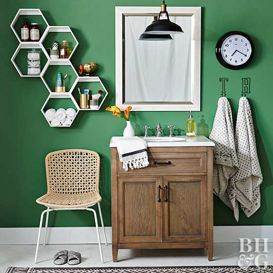 Bhg Storage Magazine: Storage Ideas For Hair Accessories, Tools, And Products