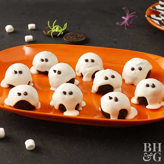 Wickedly Cute Halloween Recipes