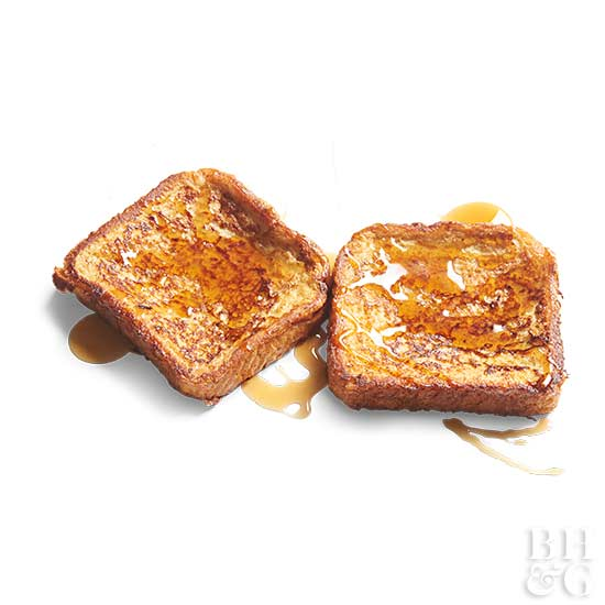 1960s Toaster With Bread ~ French toast for one