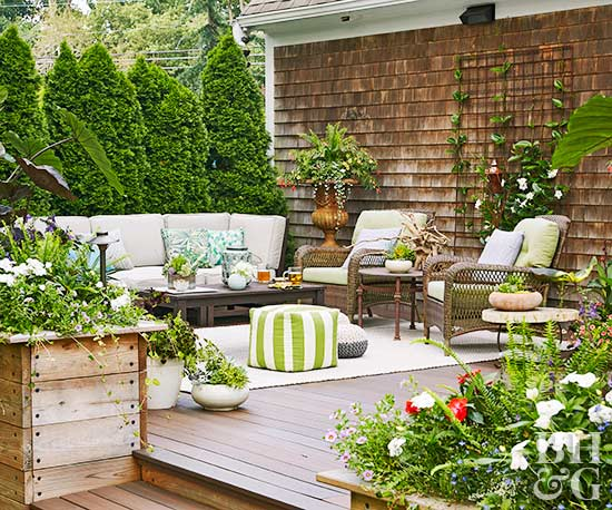 Maintain your wood deck for 10 foot porch columns