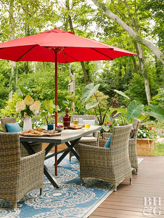 A Family Friendly Outdoor Room Worthy Of A Staycation