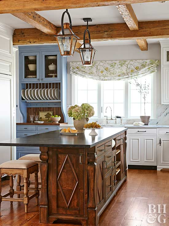 Etonnant Kitchen, Farmhouse Kitchen, Kitchen Island