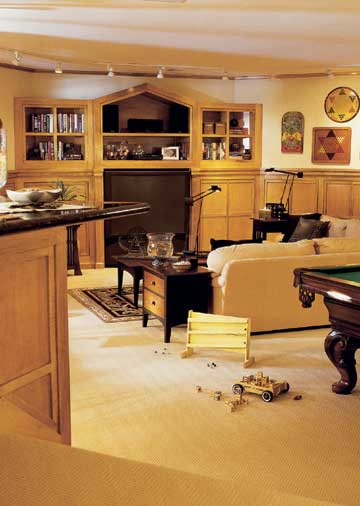 10 Things to Know About Finishing a Basement | Better Homes