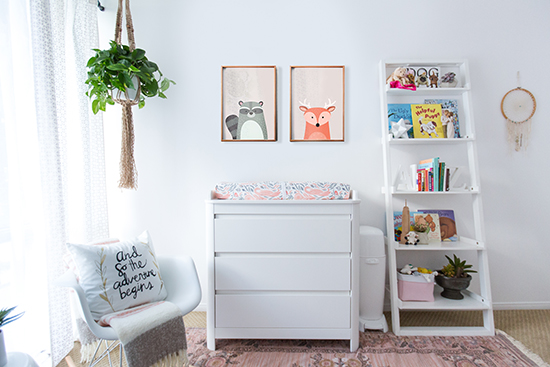 This Blogger S Nursery Is Perfect In Pink