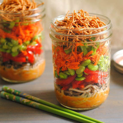 7 Must-See Recipes to Liven Up Your Desk Lunch