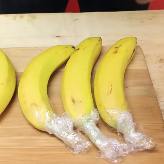 This Simple Banana Hack Will Keep Your Fruit Fresh 5 Days Longer!
