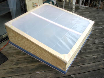 Building a Simple Cold Frame