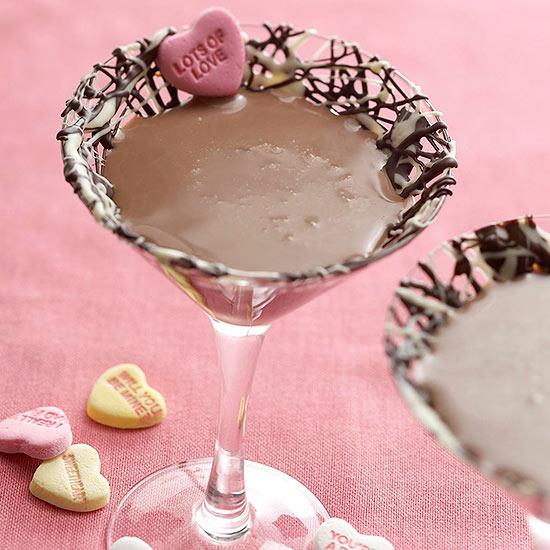 Sweetheart Chocolate Martini
