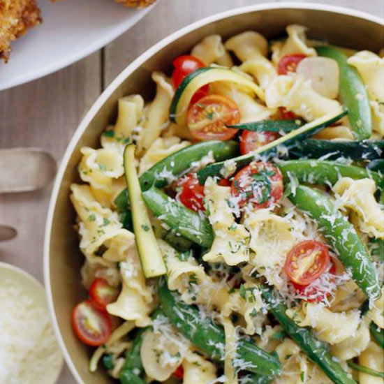6 Dishes Health Nuts Order At Olive Garden: Summer Vegetable Pasta Salad