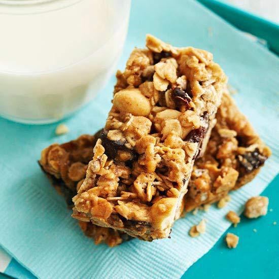 Healthy Snacks Shopping List