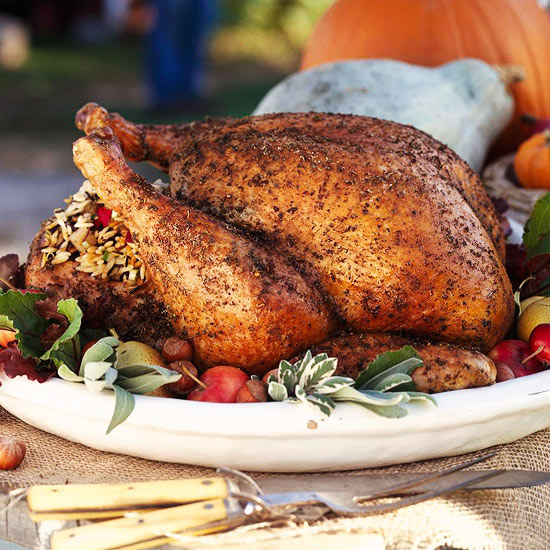 Thanksgiving dinner menus healthy thanksgiving entertaining forumfinder Image collections