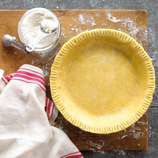 Make-Ahead Pie Crust