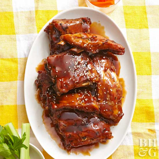 How to Slow-Cook Baby Back Ribs