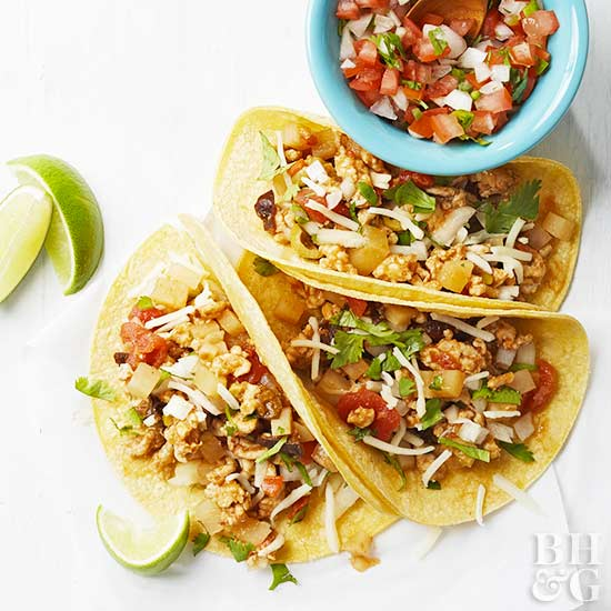 Style Chicken Tacos