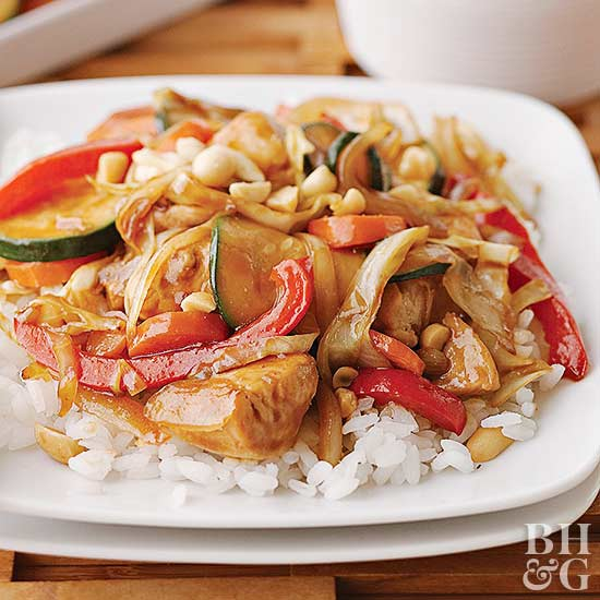 Ginger chicken stir fry forumfinder Images