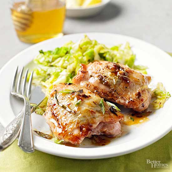 Lemon ginger chicken thighs forumfinder