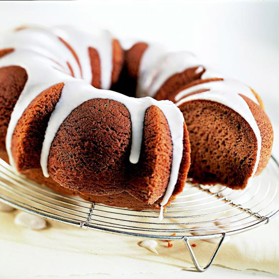 Spiced Rum Cake