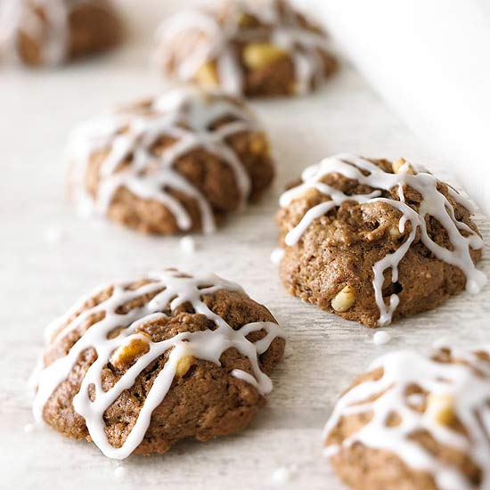 italian chocolate spice cookies - Italian Christmas Cookies Recipes