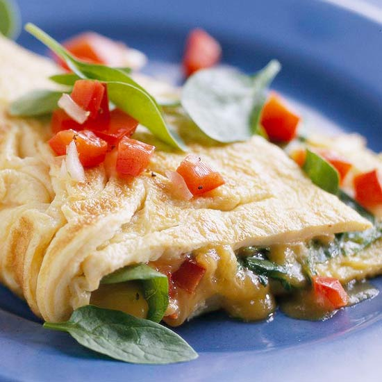 Spinach and cheese omelet forumfinder Images