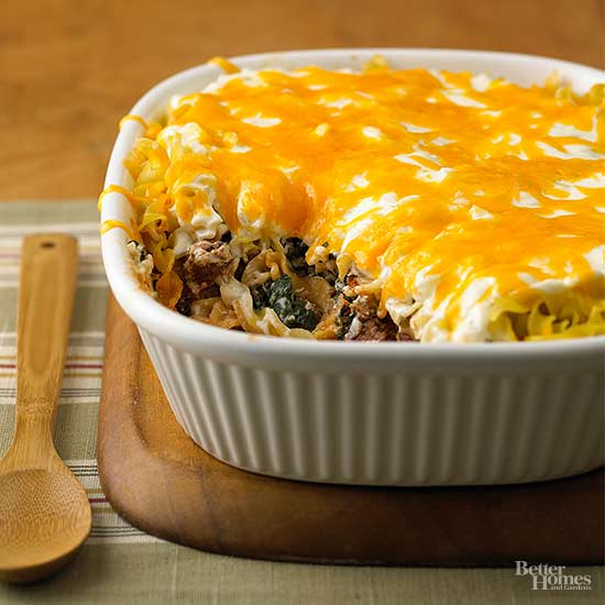 Eight Layer Casserole