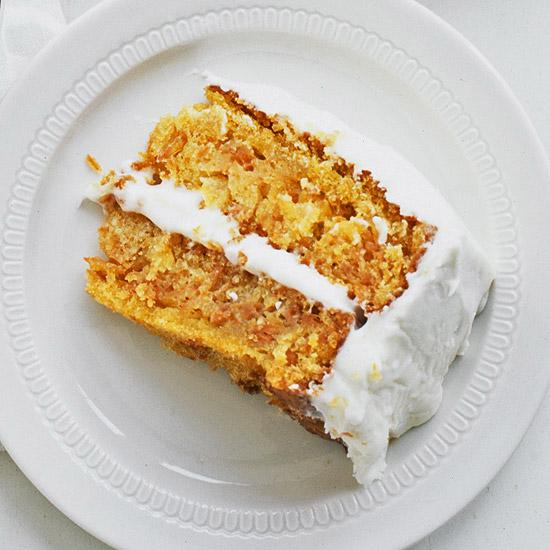 Ginger Carrot Cake Better Homes Gardens