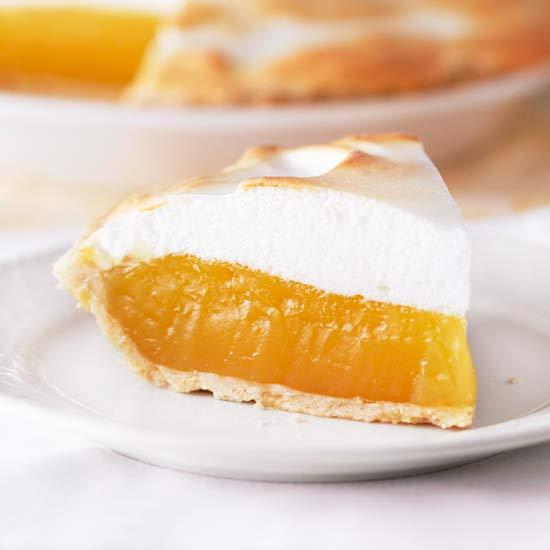 How to Make Lemon Meringue Pie